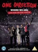 One Direction: Where We Are (Live from San Siro Stadium) - DVD