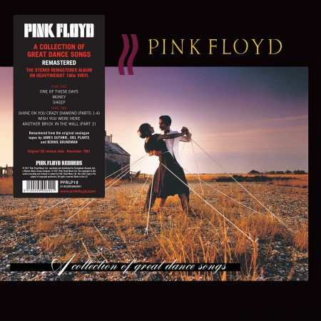 Pink Floyd: A Collection Of Great Dance Songs - Plak