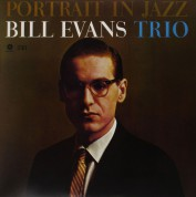 Bill Evans Trio: Portrait in Jazz - Plak