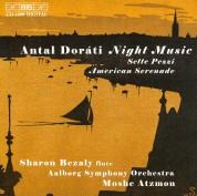 Sharon Bezaly, Aalborg Symphony Orchestra, Moshe Atzmon: Antal Dorati: Night Music - CD