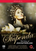 La Stupenda - The Glory of Joan Sutherland - DVD