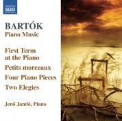 Jenö Jandó: Bartók: Piano Music, Vol. 6 - CD