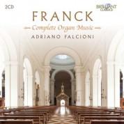 Adriano Falcioni: Franck: Complete Organ Music - CD