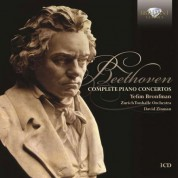 Yefim Bronfman, Tonhalle Orchester Zurich, David Zinman: Beethoven: Complete Piano Concertos - CD