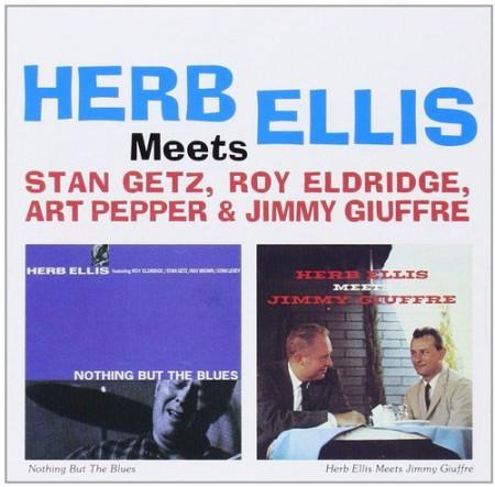 Herb Ellis: Meets Getz , Eldridge , Pepper and Giuffre - CD