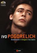 Ivo Pogorelich - Chopin, Beethoven, Scriabin: Piano Sonatas - DVD