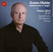 Paavo Järvi, NHK Symphony Orchestra: Mahler: Symphony 6 ''Tragic'' - CD