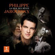 Philippe Jaroussky - The Voice - CD