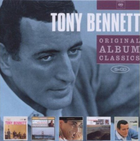 Tony Bennett: Original Album Classics - CD
