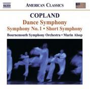 Bournemouth Symphony Orchestra: Copland, A.: Dance Symphony / Symphony No. 1 / Short Symphony - CD