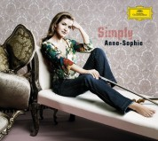 Anne-Sophie Mutter - Simply Anne-Sophie - CD