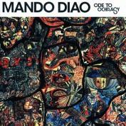 Mando Diao: Ode To Ochrasy - CD