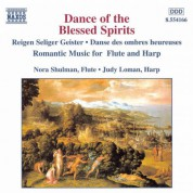 Dance Of The Blessed Spirits - CD