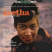 Aretha Franklin, Ray Bryant: Aretha - With The Ray Bryant Combo - Plak