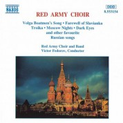 Red Army Choir: Russian Favourites - CD