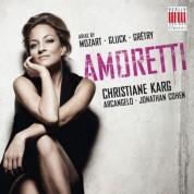 Christiane Karg, Jonathan Cohen: Mozart, Gluck, Gretry: Amoretti, Christiane Karg - CD