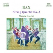 Bax: String Quartet No. 3 / Lyrical Interlude - CD