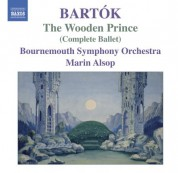 Marin Alsop: Bartok: Wooden Prince (The) - CD