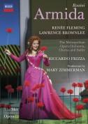 Lawrence Brownlee, Renée Fleming, Riccardo Frizza, Metropolitan Opera Chorus, Metropolitan Opera Orchestra: Rossini: Armida - DVD