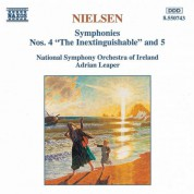 Nielsen, C.: Symphonies Nos. 4 and 5 - CD