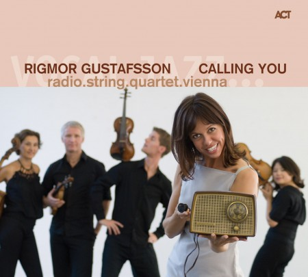 Rigmor Gustafsson: Calling You - CD