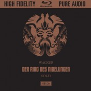 Wagner: Der Ring Des Nibelungen - BluRay Audio