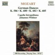 Mozart: German Dances - CD