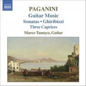 Marco Tamayo: Paganini: Guitar Music - CD