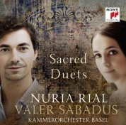 Valer Sabadus, Nuria Rial: Sacred Duets - CD