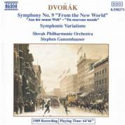 Slovak Philharmonic Orchestra: Dvorak: Symphony No. 9, 'From the New World' - Symphonic Variations - CD