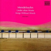 Péter Nagy: Mendelssohn: Songs Without Words - CD