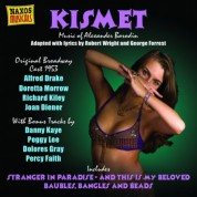 Wright / Forrest: Kismet (Original Broadway Cast) (1953) - CD