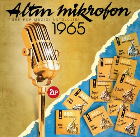 Çeşitli Sanatçılar: Altın Mikrofon 1965 - Plak