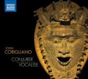Evelyn Glennie, Hila Plitmann: Corigliano: Conjurer & Vocalise - CD
