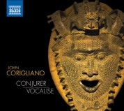 Evelyn Glennie, Hila Plitmann: Corigliano: Conjurer & Vocalise - CD