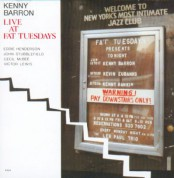 Kenny Barron: Live At Fat Tuesdays - CD