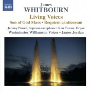 Westminster Williamson Voices: Whitbourn: Living Voices - CD