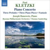 Joseph Banowetz: Kletzki: Piano Concerto - CD
