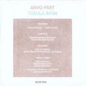 Arvo Part: Tabula Rasa - CD