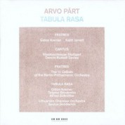 Arvo Part: Tabula Rasa - CD