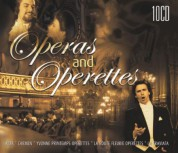 Operas and Operettes - CD