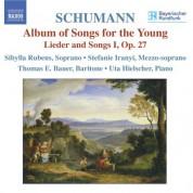 Sibylla Rubens: Schumann: Lied Edition, Vol. 3: Lieder-Album Fur Die Jugend, Op. 79 - Lieder Und Gesange I, Op. 27 - CD