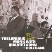 Thelonious Monk, John Coltrane: Complete Live At The Five Spot - CD
