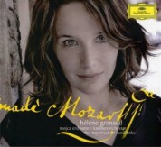 Chamber Orchestra of the Bavarian Radio, Mojca Erdmann, Hélène Grimaud: Mozart: Klavierkonzert Nr.19 + 23,KV.459 + 488 (Limited Edition) - CD
