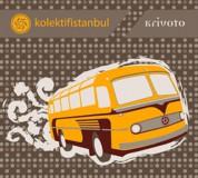 Kolektif İstanbul: Krivoto - CD