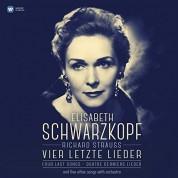 Elisabeth Schwarzkopf: Strauss: Vier Letzte Lieder - Plak
