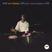 Art Blakey: Jazz Messengers - Plak