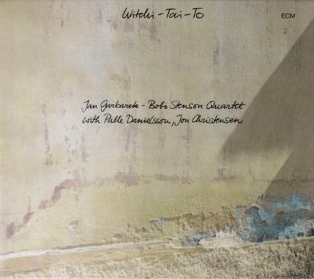 Jan Garbarek / Bobo Stenson Quartet: Witchi-Tai-To - CD