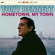 Tony Bennett: Hometown,My Town - Plak