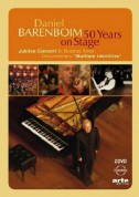 Daniel Barenboim: Daniel Barenbom 50 Years On Stage - DVD